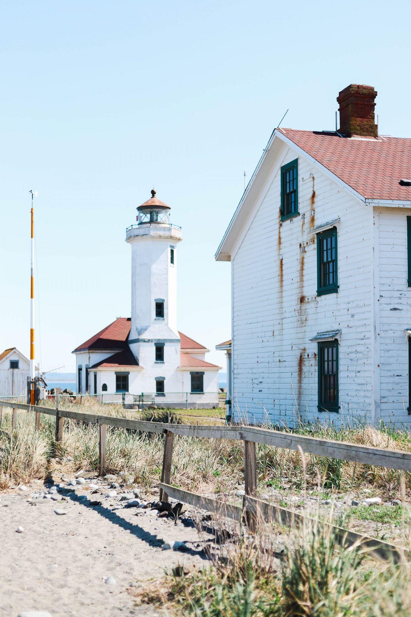 point wilson light house