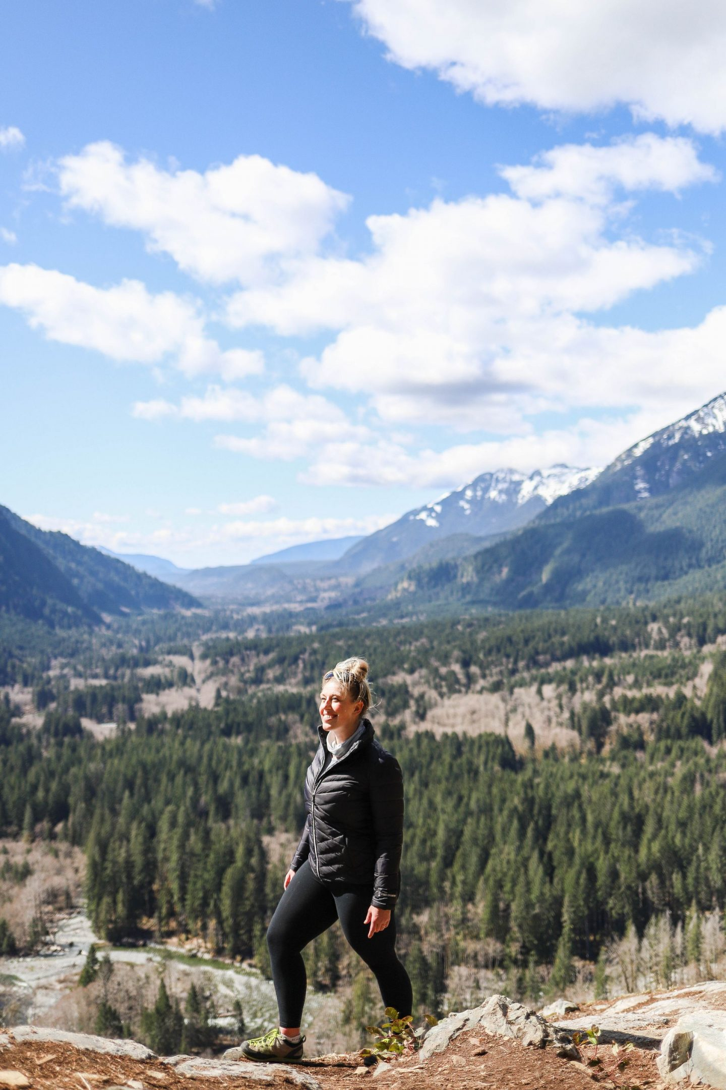 best easy hikes snoqualmie