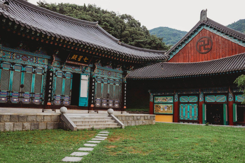 gakwonsa temples