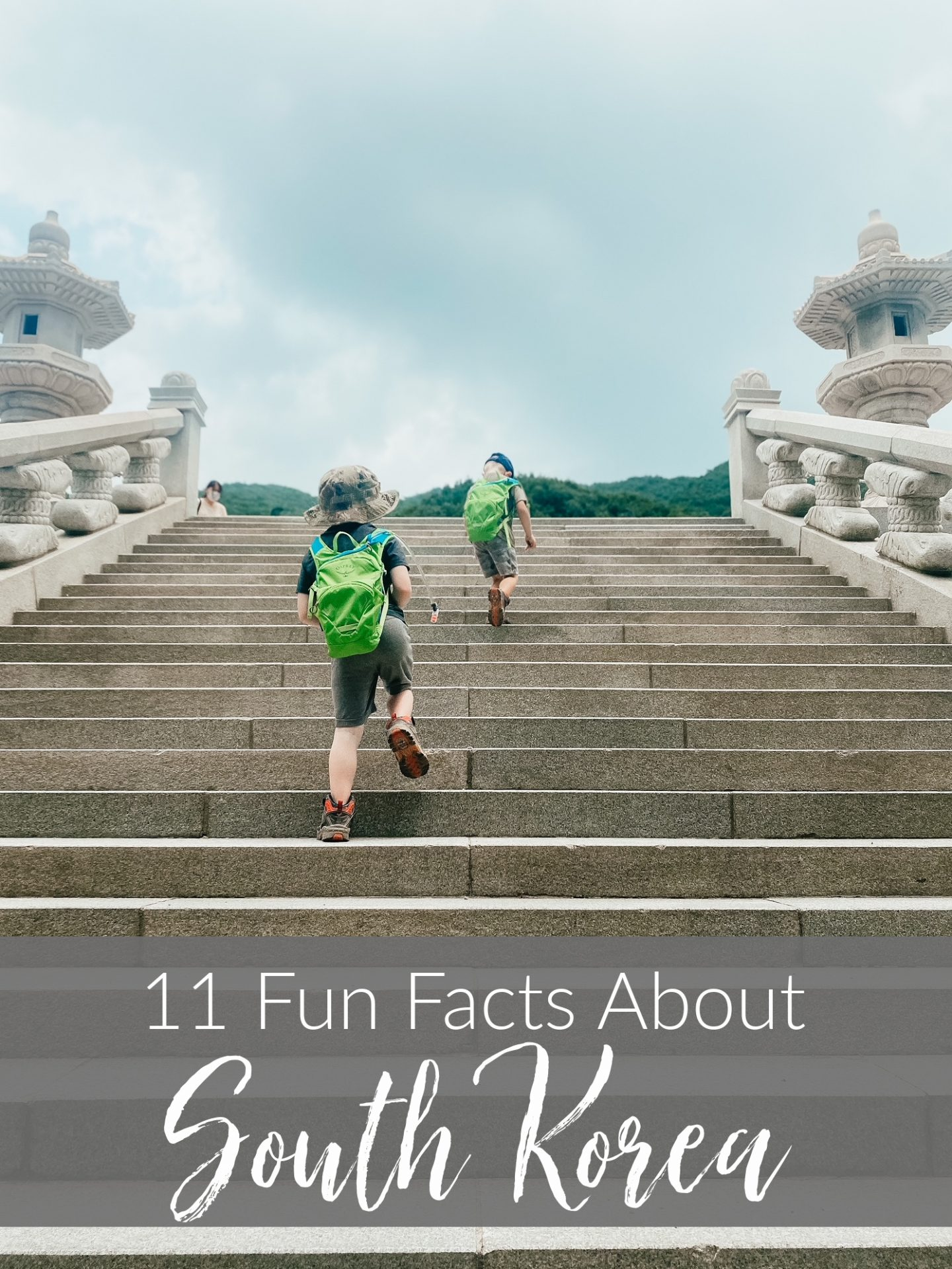 11 facts about south korea