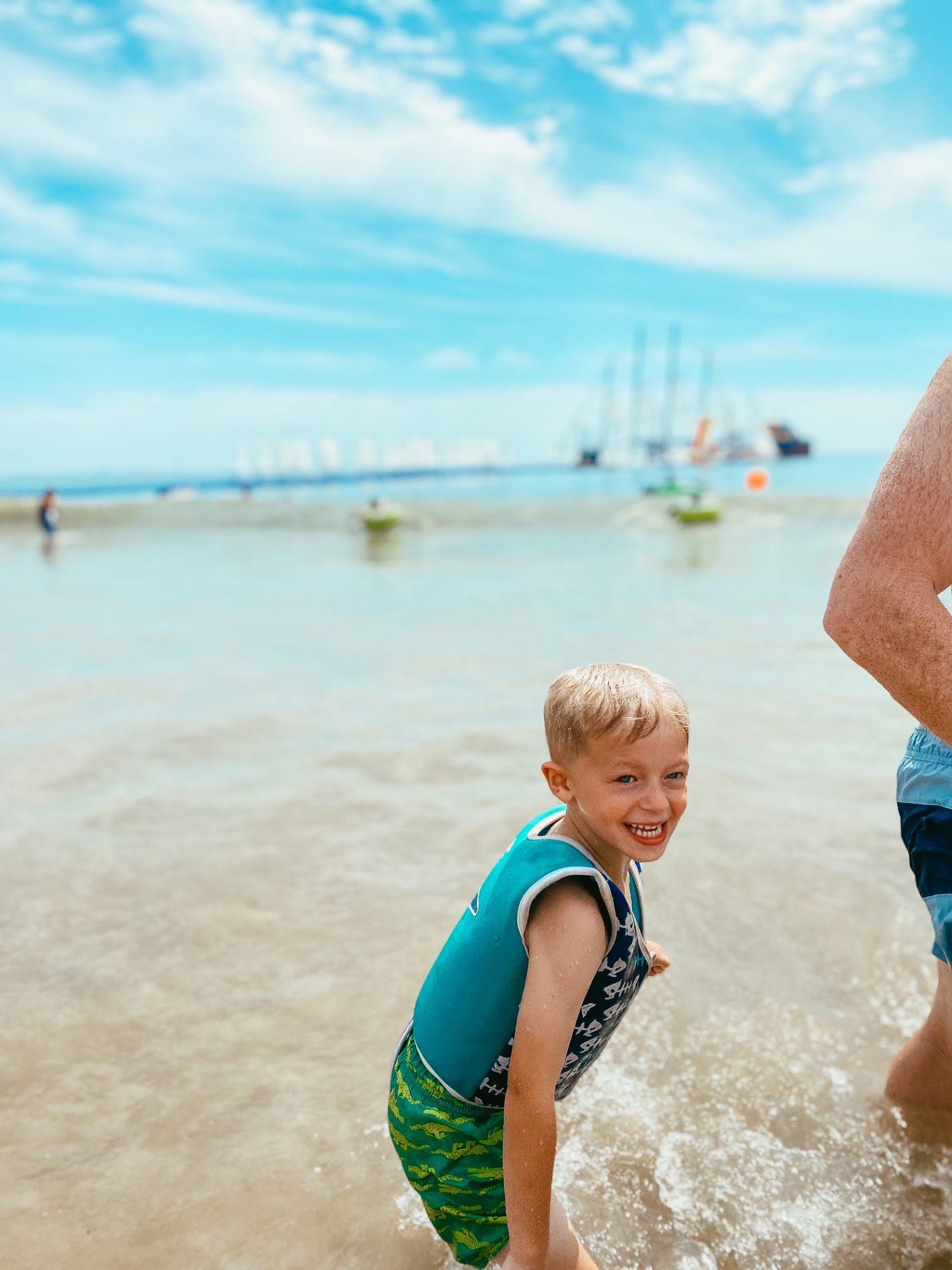 daechon beach activities