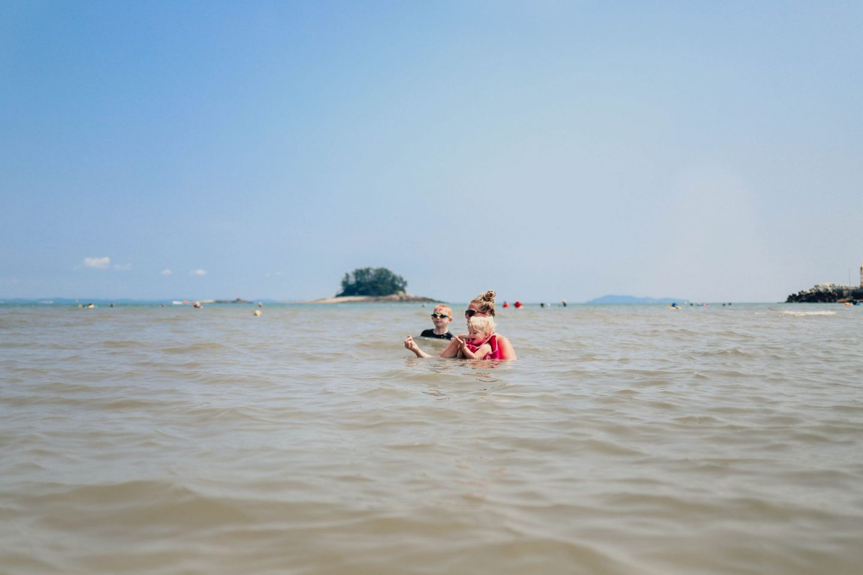 yeonpo beach korea