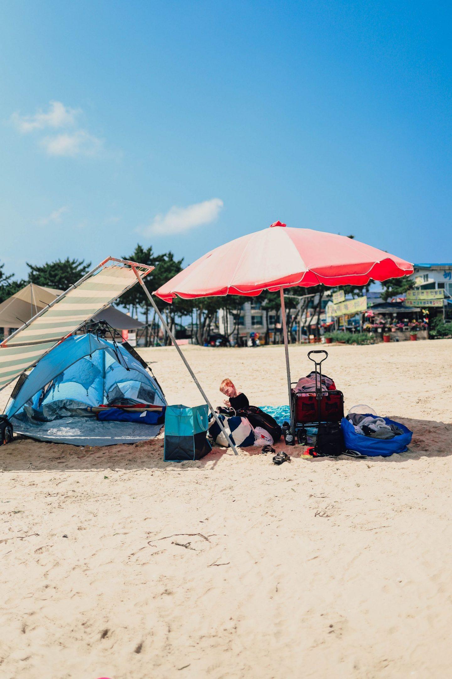 yeonpo beach days