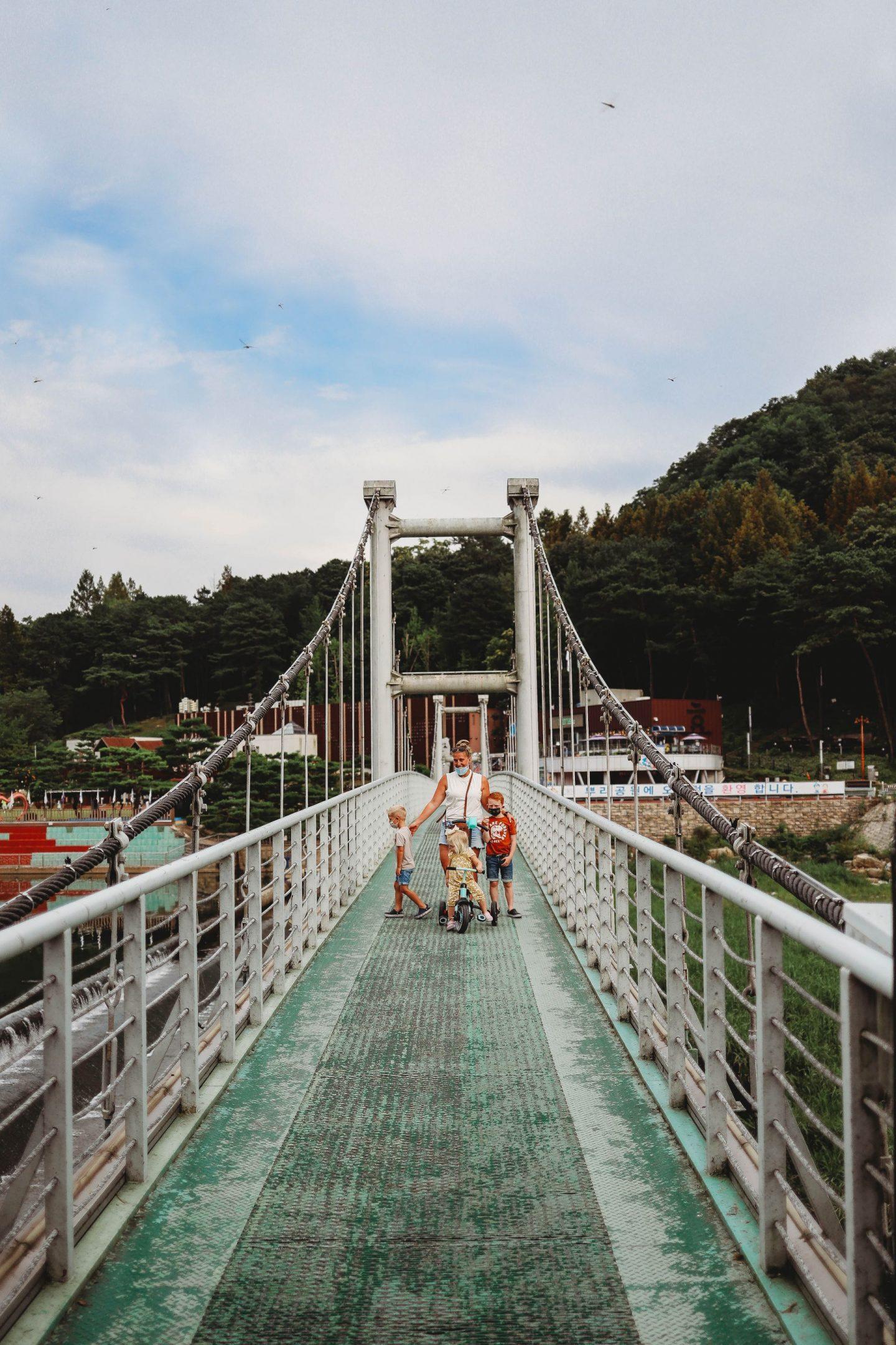 ppuri park in daejeon