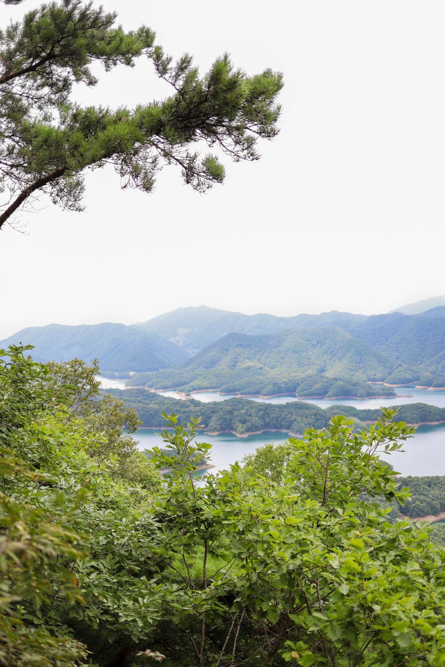 beginner hikes korea