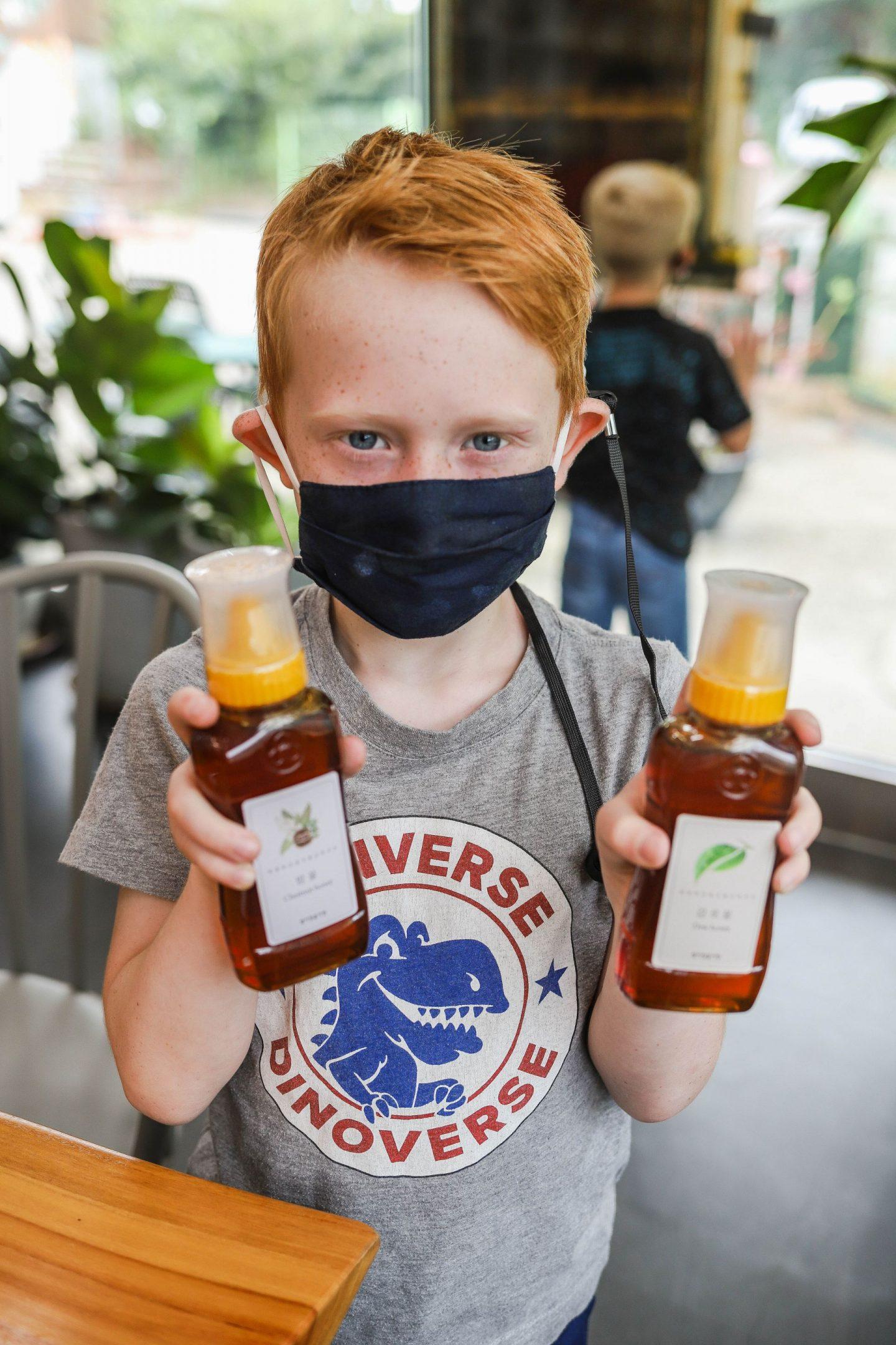 best honey korea