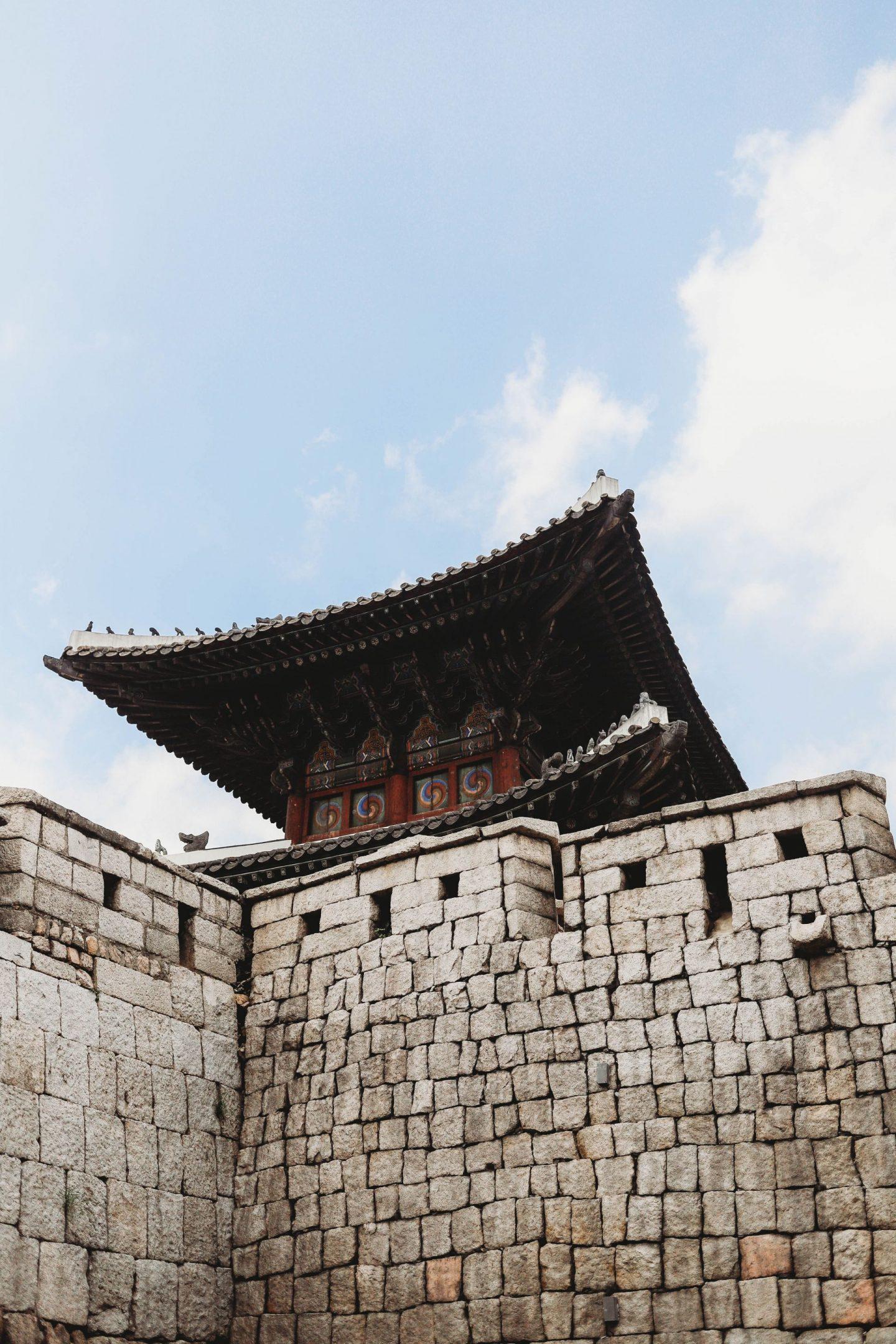 heunginjimun fortress seoul