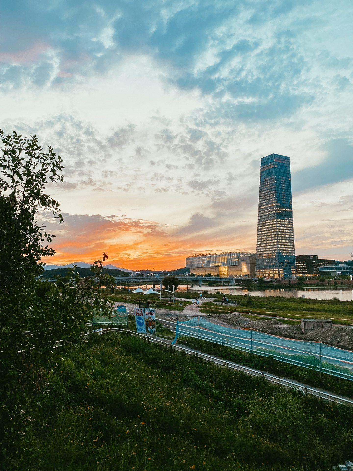 sunset daejeon
