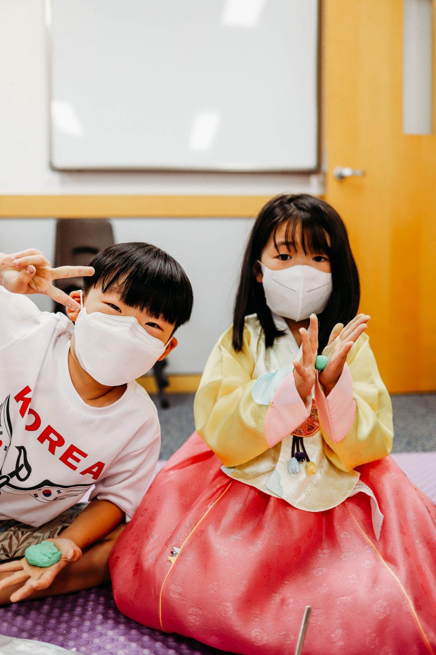 lds kids korea
