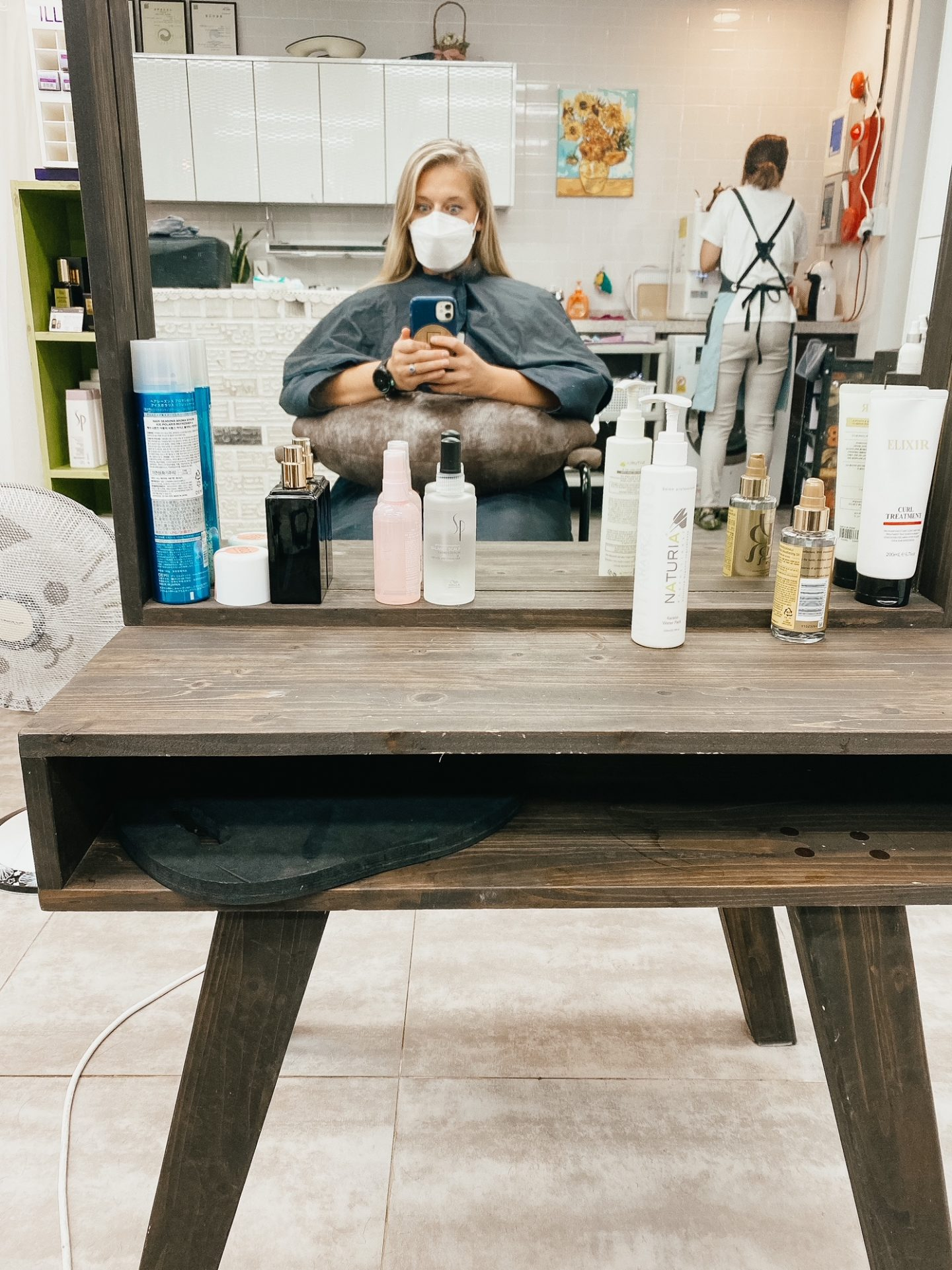 salons in south korea