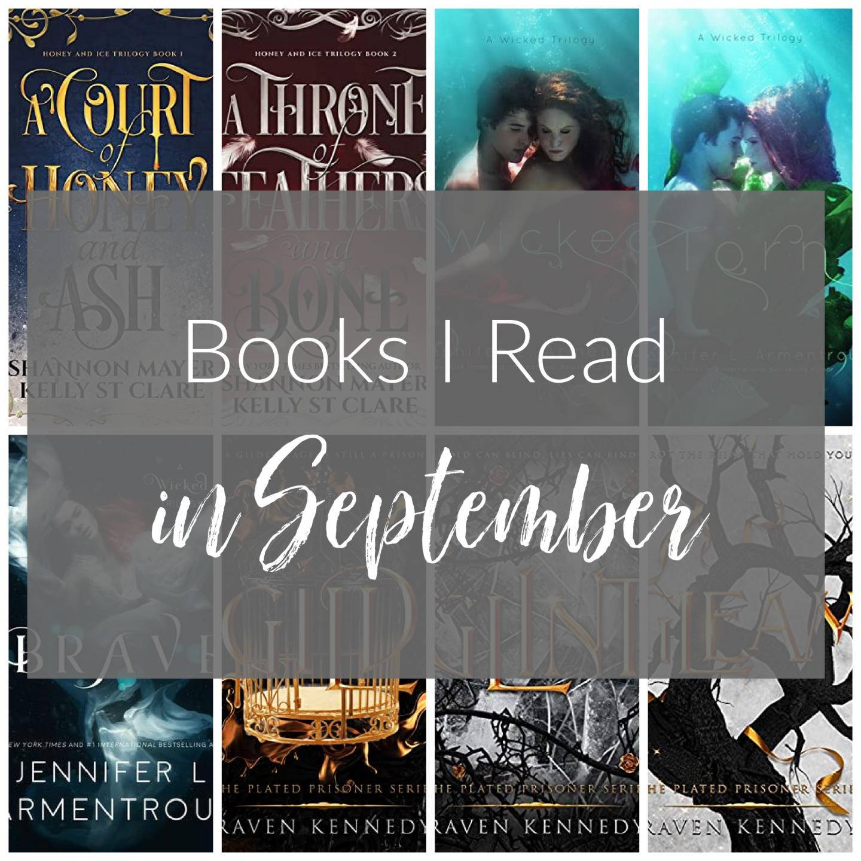 books i read in september loving life moore